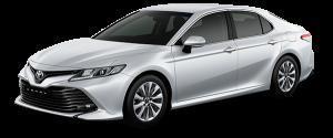 Toyota Camry màu Bạc-(1D4)-G-2
